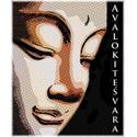 Stylized Avalokitesvara