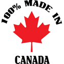 100% Made In Canada