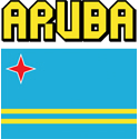 Aruba Flag