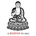 there is a buddha in you