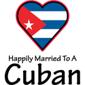 Happily Married To A Cuban