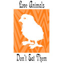 Love Animals T-shirts & Gifts