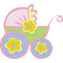 Cute Baby Stroller