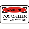 Bookseller T-shirt, Bookseller T-shirts