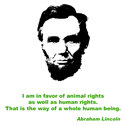 Abraham Lincoln T-shirt & Gift