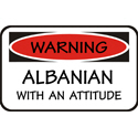 Attitude Albanian