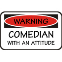 Comedian T-shirt, Comedian T-shirts