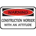Construction Worker T-shirt, Worker T-shirts