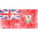 Vintage Bermuda Flag