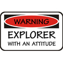 Explorer T-shirt, Explorer T-shirts