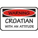 Attitude Croatian