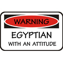 Attitude Egyptian