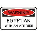 Attitude Egyptian