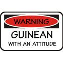 Attitude Guinean