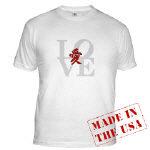 Kanji Love T-shirts & Gifts