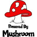 Powered By Mushroom