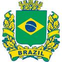 Stylish Brazil Crest