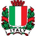 Stylish Italy Crest