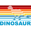 Colorful Dinosaur