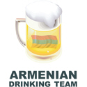 Armenian Drinking Team