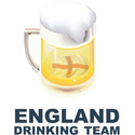 England Drinking Team