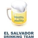 El Salvador Drinking Team