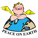 Angel Peace On Earth