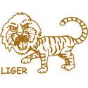 Retro Liger