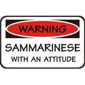 Attitude Sammarinese