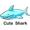 Cute Shark