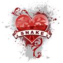 Heart Snake