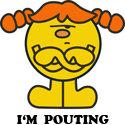 I'm Pouting