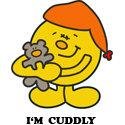 I'm Cuddly