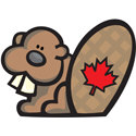 Canada + Beaver
