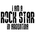 Rock Star In Argentina
