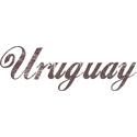 Vintage Uruguay Merchandise