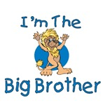I'm The Big Brother Lion