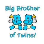 Big Brother of Twins!