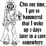 Jesus Hammered