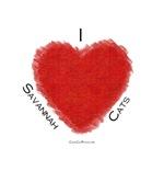 I (heart) Savannah Cats