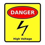 High Voltage (yellow)