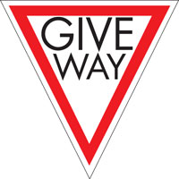 Give Way