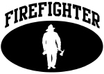 Firefighter (BLACK circle)