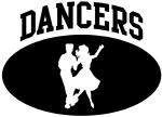 Dancers (BLACK circle)