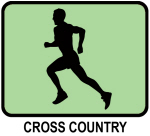 Cross Country (GREEN)