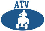 ATV (blue circle)
