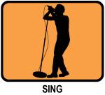 Sing (orange)