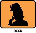 Rock (orange)