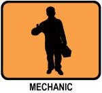 Mechanic (orange)