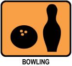 Bowling (orange)